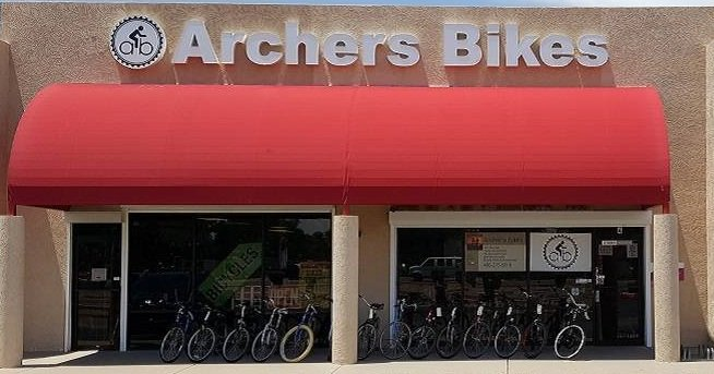 Archer's Bikes: 1530 N Country Club Dr, Mesa, AZ
