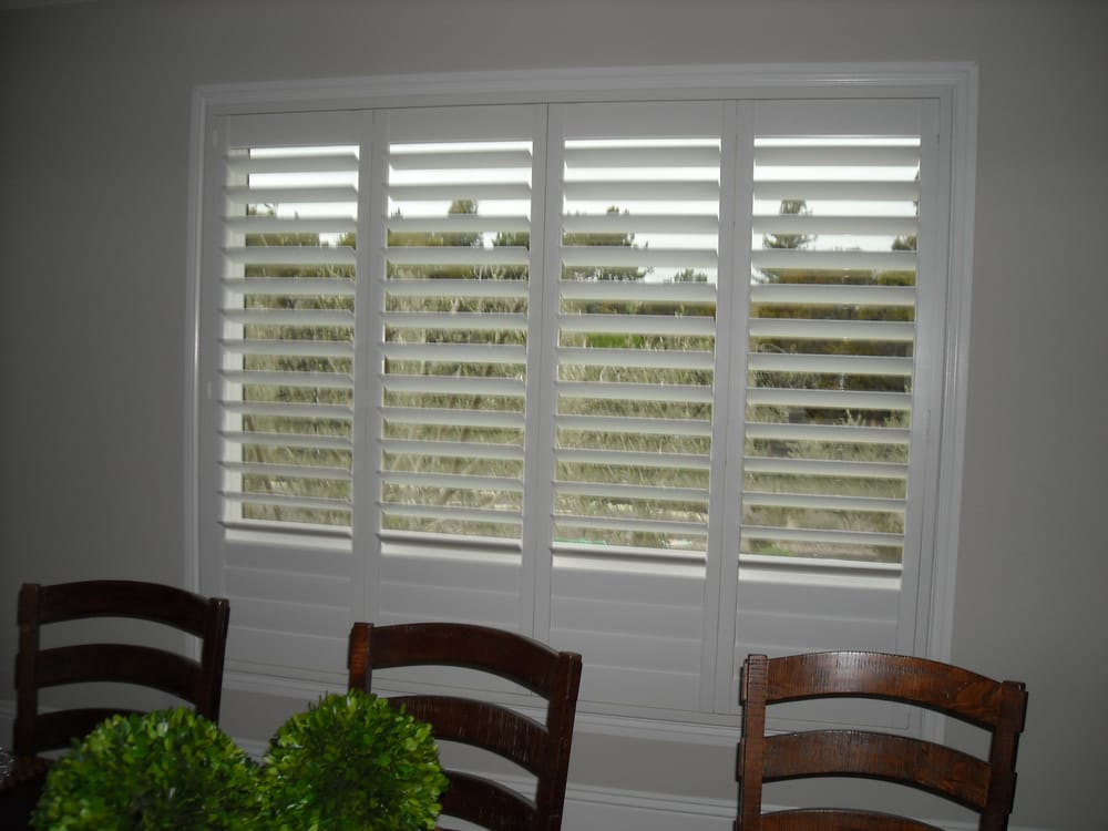 Accent Shutters & Blinds: Brentwood, CA