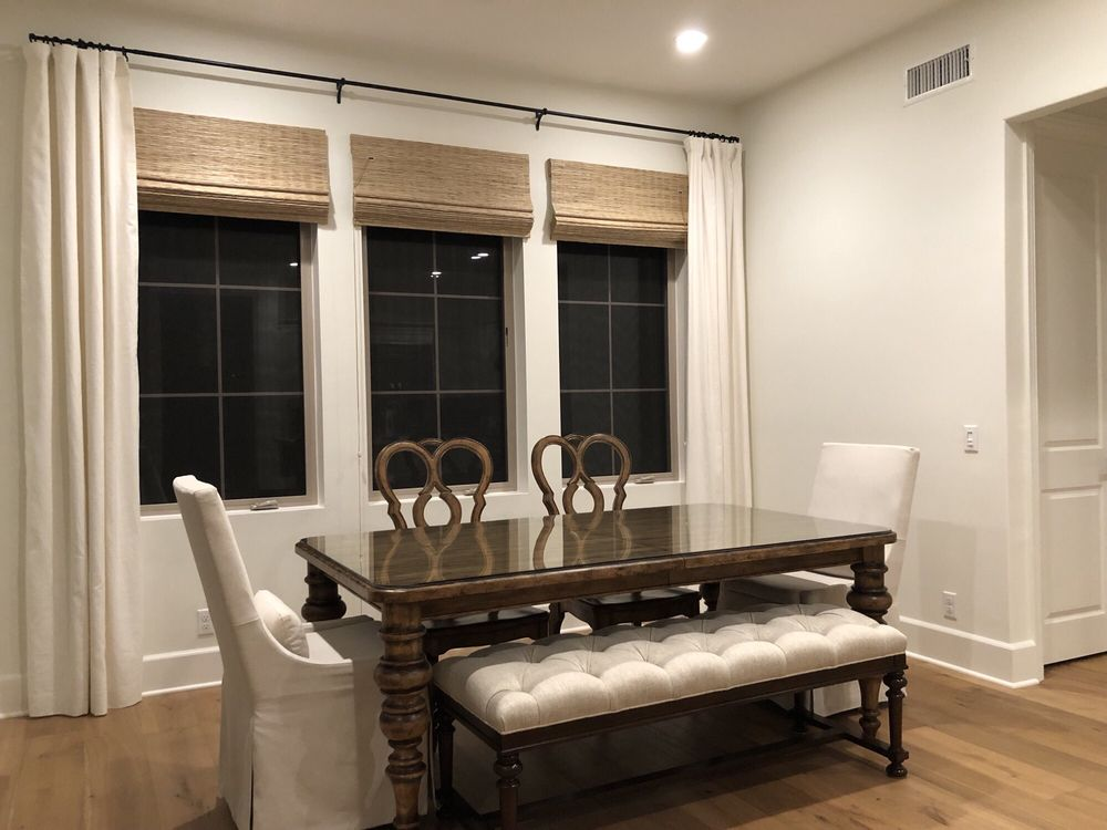 Custom Wood Shutters & Blinds