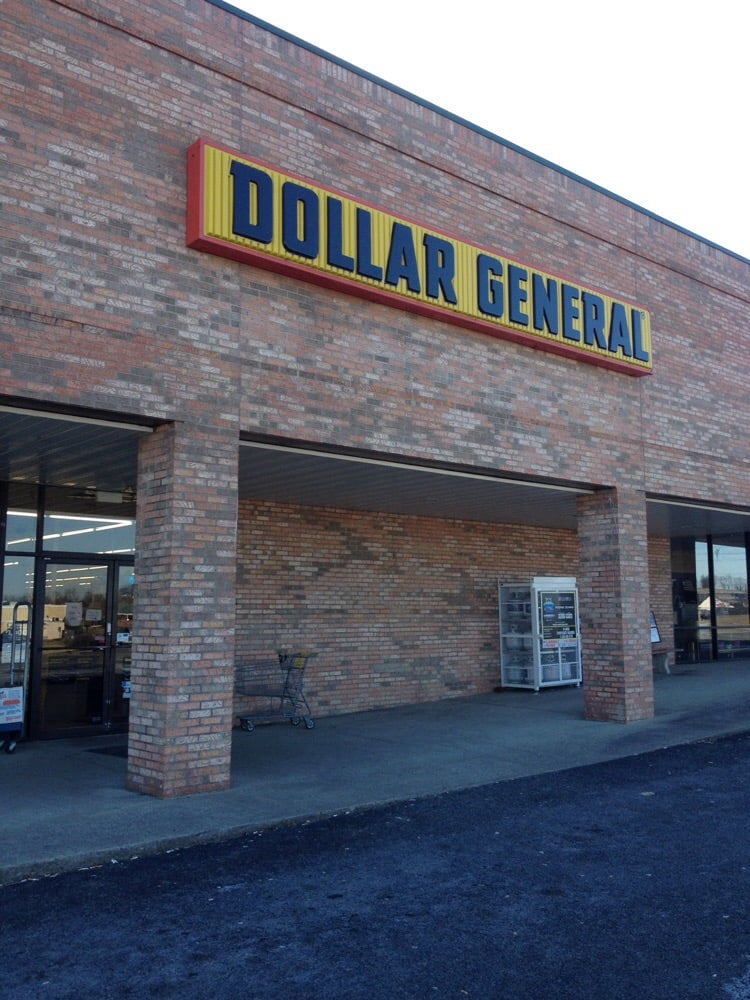 Dollar General Store: 161 Riverside Dr, Cynthiana, KY