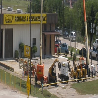 M W Rentals & Services - Crane Services - 4002 US Hwy 59 N