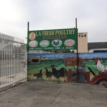 LA Fresh Poultry - 49 Photos & 42 Reviews - Halal - 121 N Virgil Ave