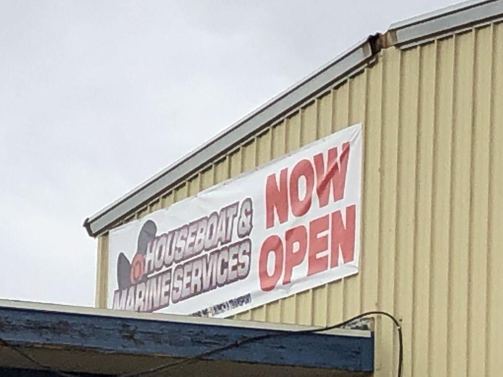 Houseboat & Marine Services: 2690 E Katherine Spur Rd, Bullhead City, AZ