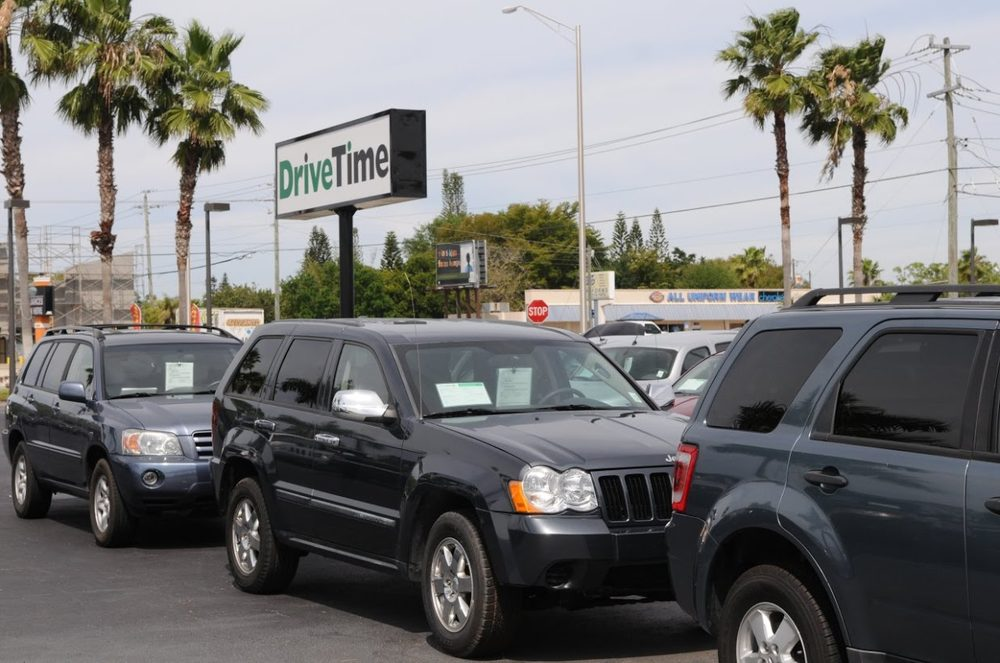 DriveTime Used Cars: 11295 S Cleveland Ave, Fort Myers, FL