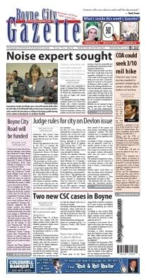 The Boyne City Gazette: 5 W Main St, Boyne City, MI