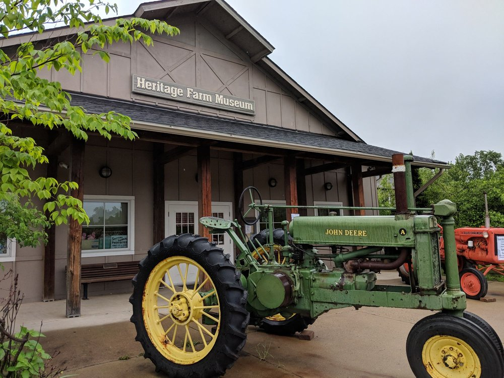 Heritage Farm Museum: 21668 Heritage Farm Ln, Sterling, VA