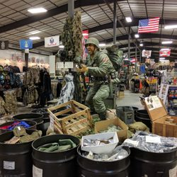 Photo of Army Surplus Warehouse - Idaho Falls, ID, United States. And even