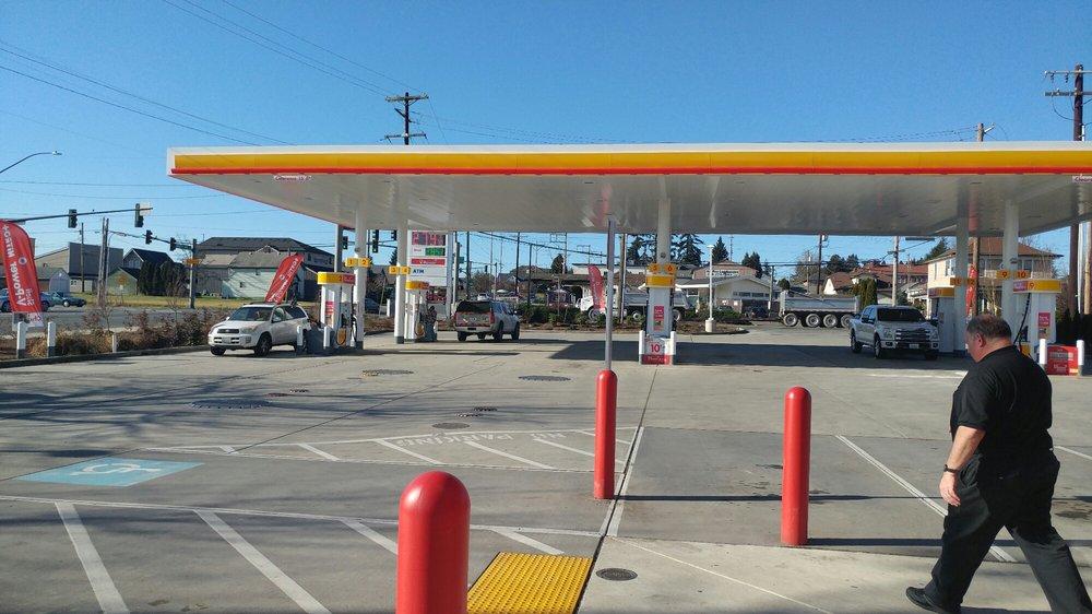 Ok Google Gas Station Near Me >> Jacksons Market & Shell Station - Gas Stations - 2631 Walnut St, Everett, WA - Restaurant ...
