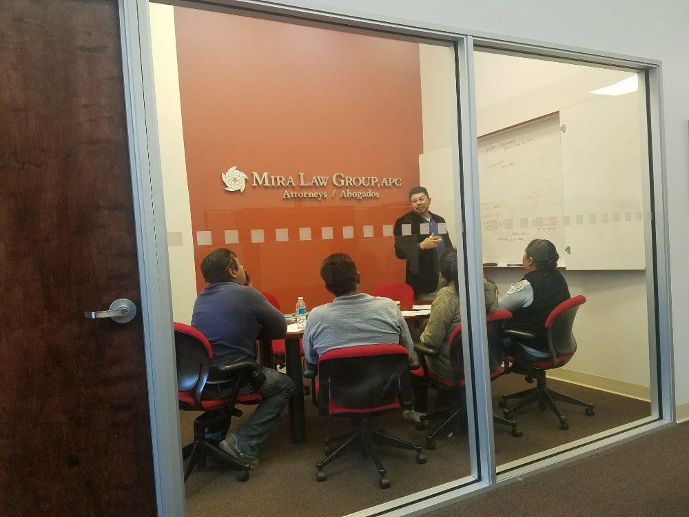Mira Law Group: 3411 E12th St, Oakland, CA
