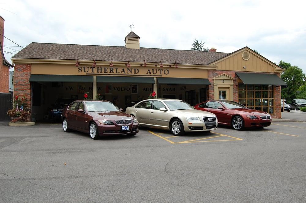 Sutherland Car Dealers