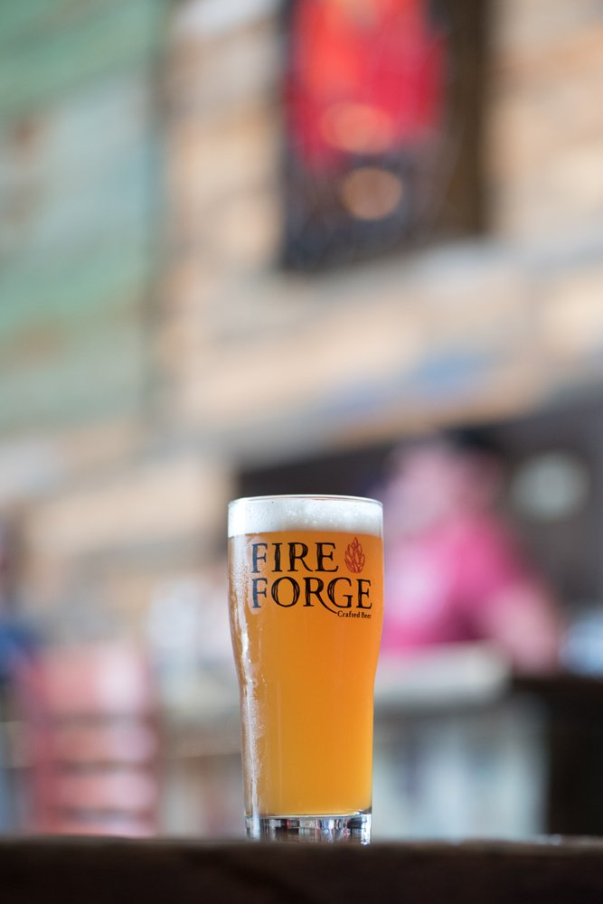 Fireforge Crafted Beer: 311 E Washington St, Greenville, SC