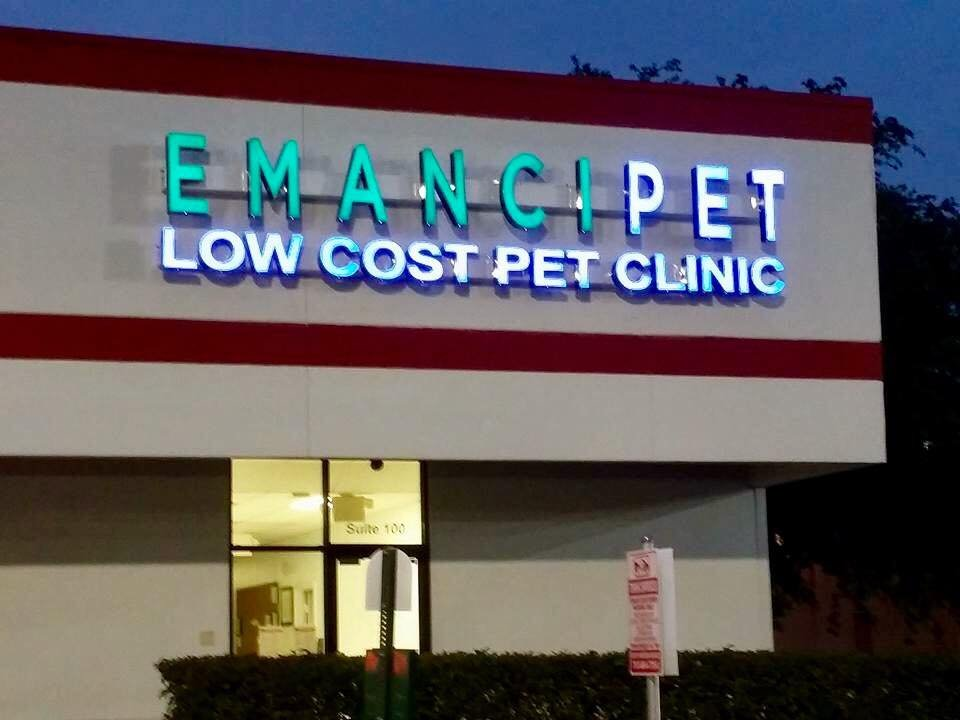 Emancipet: 910 S Wayside, Houston, TX