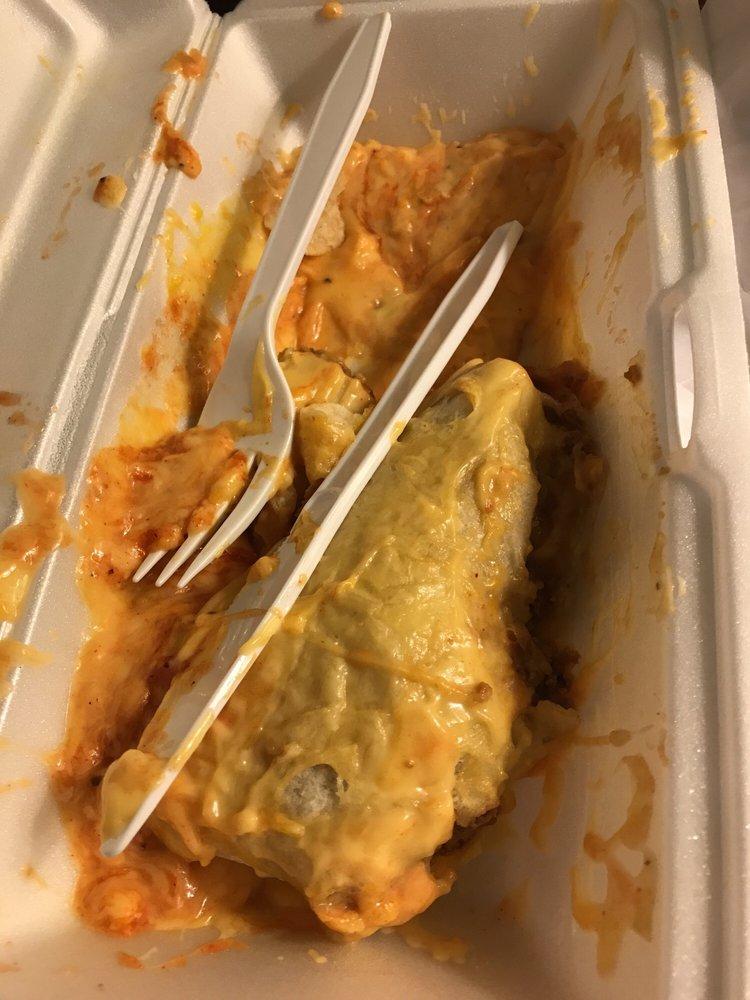 Taco Delite: 1402 E 1st St, Pratt, KS