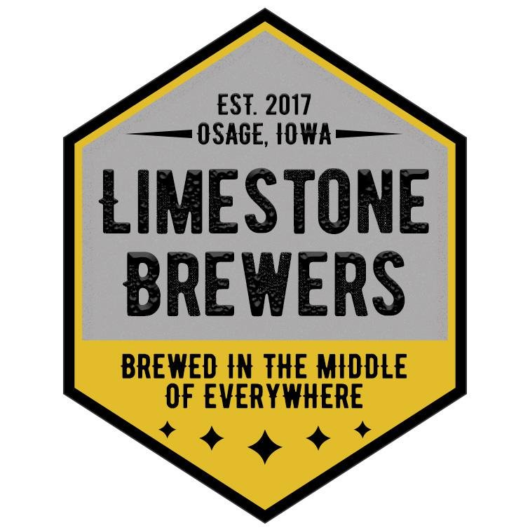 Limestone Brewers: 518 Main St, Osage, IA