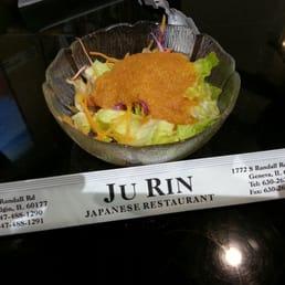Jurin Japanese Restaurant Geneva Il