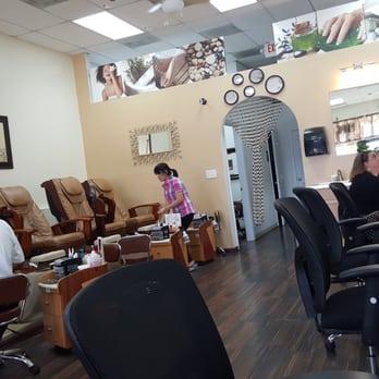 Nails plus 22 photos 10 reviews nail salons 405 n for A plus nail salon