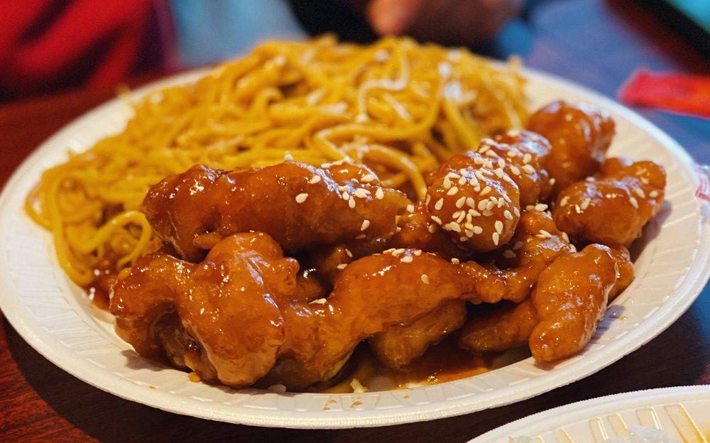 Food from Royal Mandarin Express