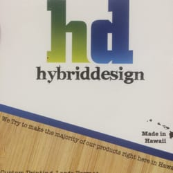 Hybrid Designs Hawaii - Screen Printing/T-Shirt Printing