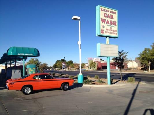 Klean king car wash car wash 3026 trawood dr el paso tx photo of klean king car wash el paso tx united states taking solutioingenieria Images