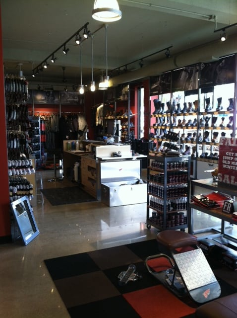 Red Wing Shoe Store: 529 E Broadway Ave, Bismarck, ND