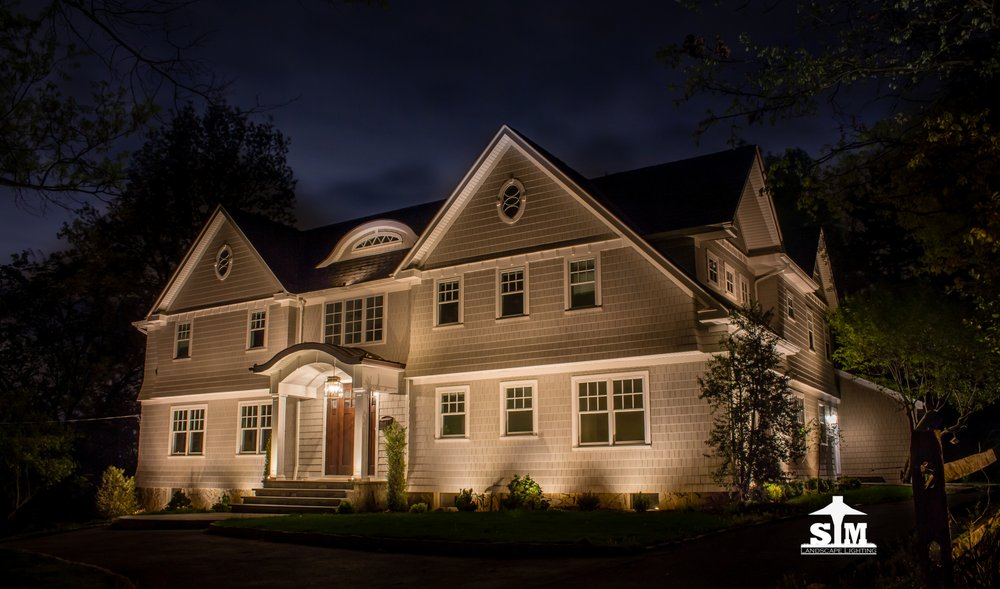 S&M Landscape Lighting: Hillsborough, NJ