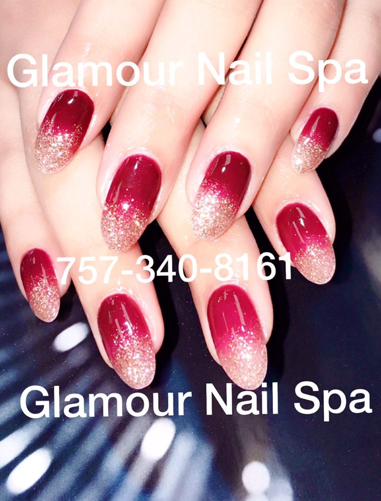 Glamour Nail Spa Virginia Beach Va