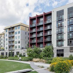 Photo Of Old Town Lofts Apartments Redmond Wa United States