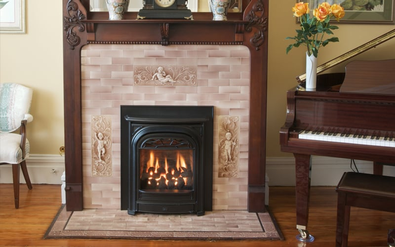 Victorian Gas Fireplace Yelp