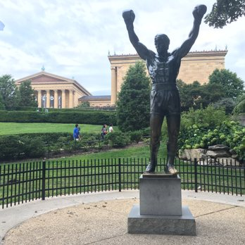 new concept 68cc8 8cd19 Photo of The Rocky Statue - Philadelphia, PA, United States. The Rocky  Statue