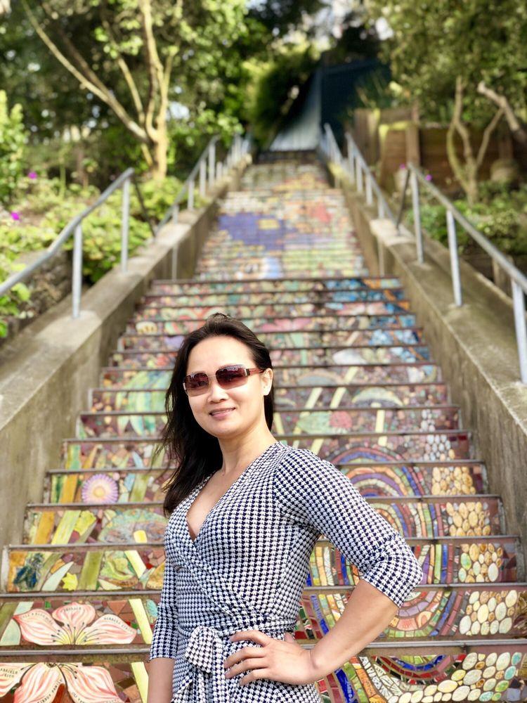 Photo of Hidden Garden Steps: San Francisco, CA