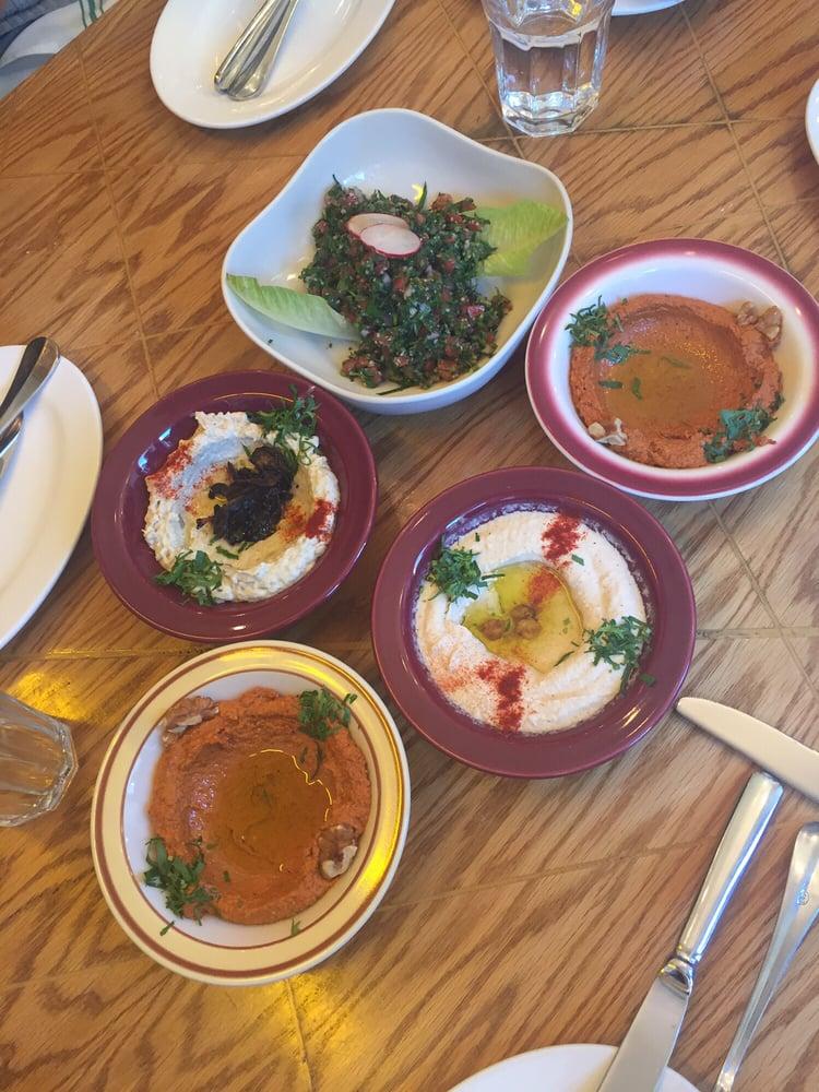 Mama Ghanoush Chiuso 68 Foto Cucina Libanese