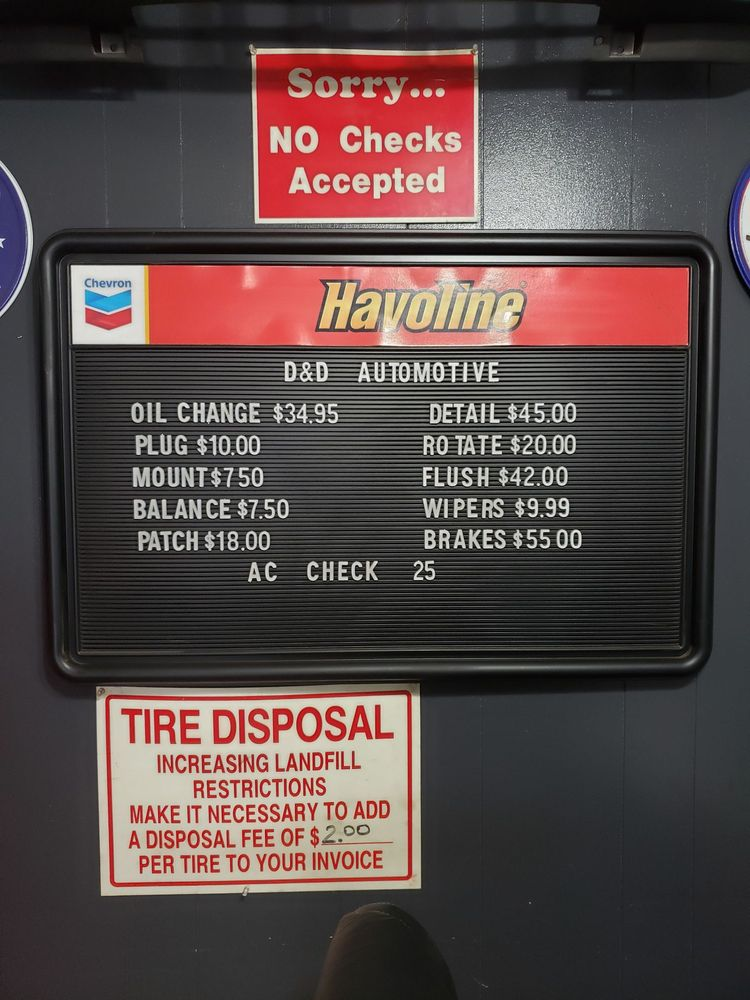 D and D Automotive: 108 Pecan St, Evergreen, AL