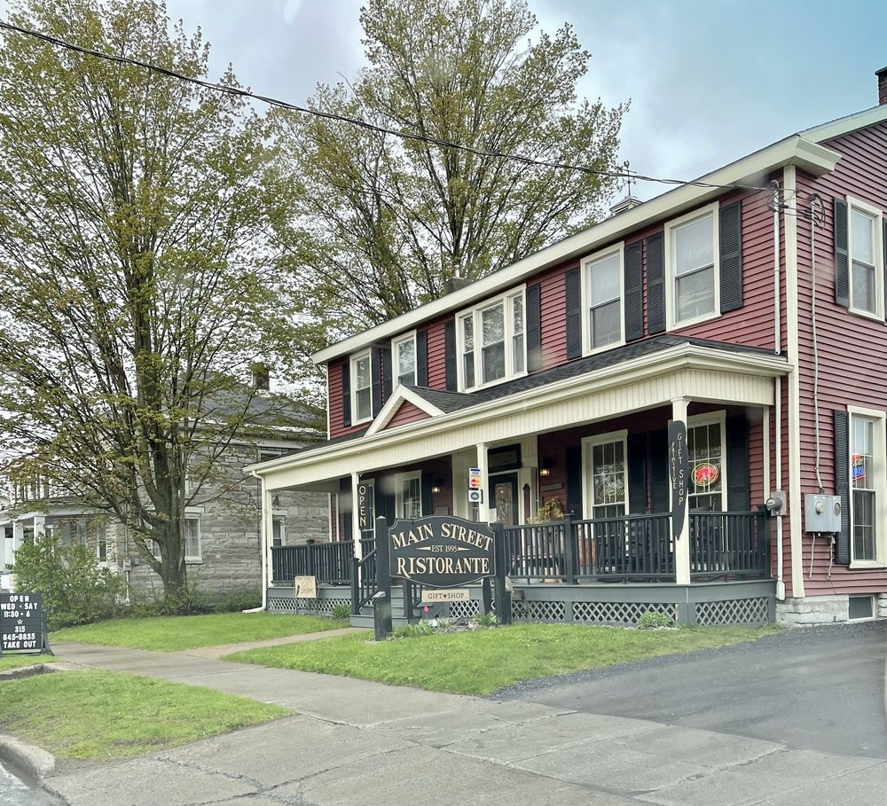 Main Street Ristorante: 7431 Main St, Newport, NY