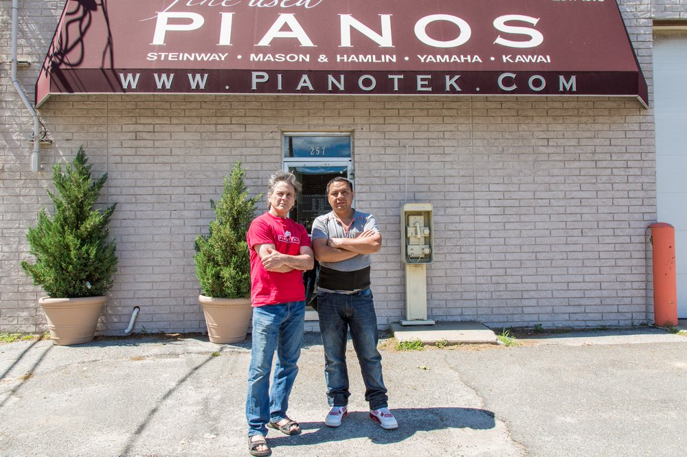 Pianotek
