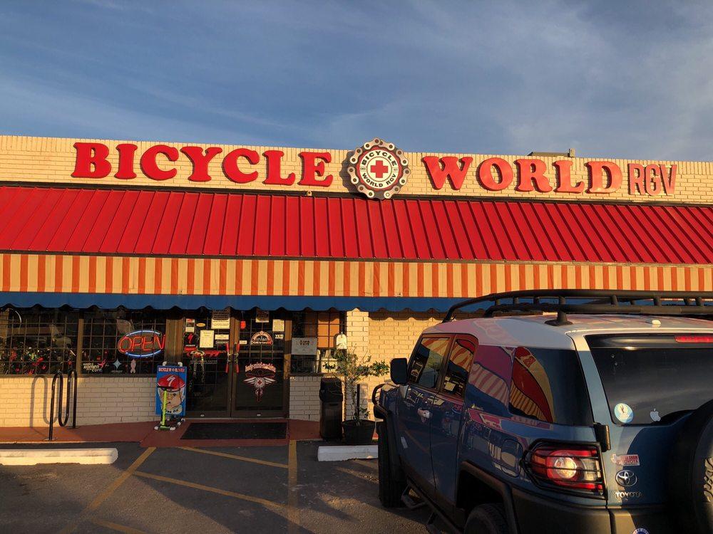 Bicycle World: 1113 S 77 Sunshine Strip, Harlingen, TX