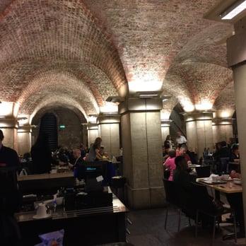 Cafe In The Crypt Trafalgar Square Menu
