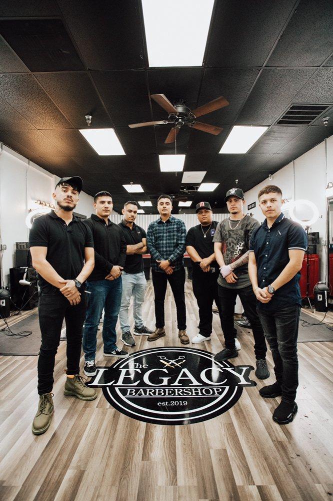The Legacy Barbershop: 371 Wilkerson Ave, Perris, CA