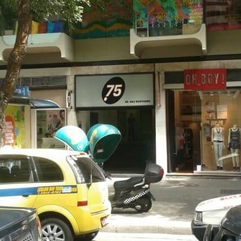 ef7695eba Edifício Santa Clara 75 - Shopping Centers - Rua Santa Clara