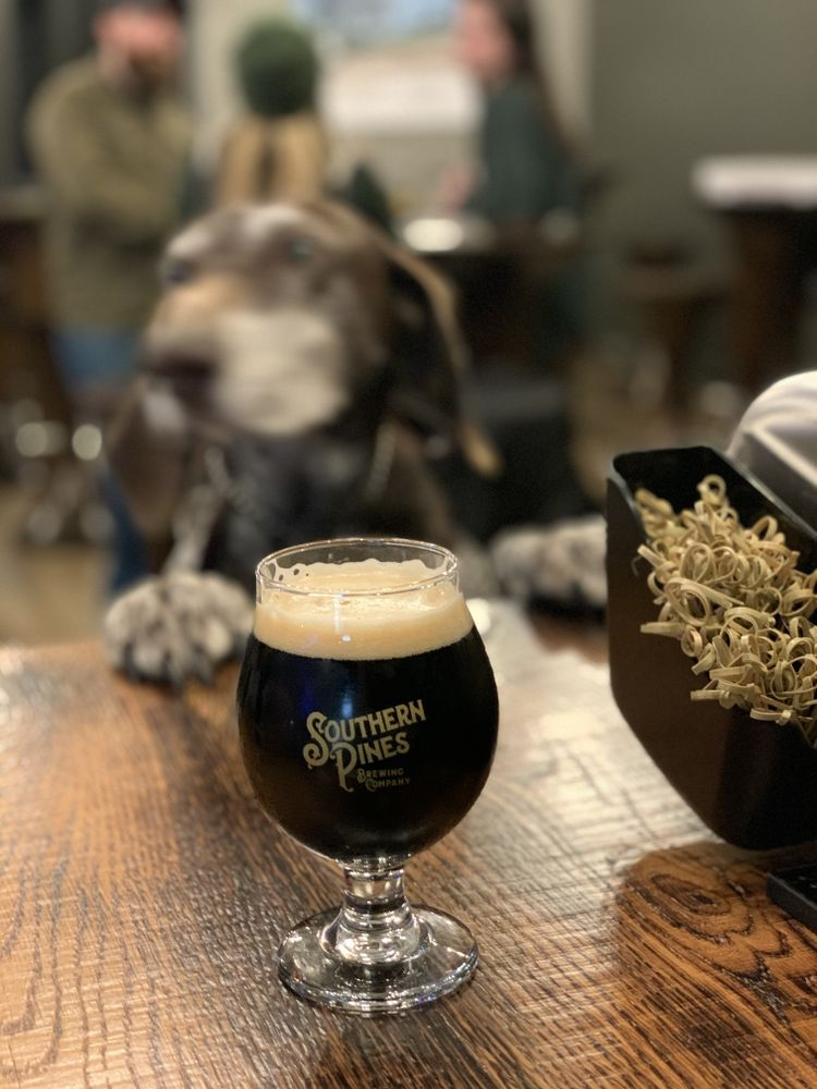 Southern Pines Brewing Company on Pennsylvania : 205 W Pennsylvania Ave, Southern Pines, NC