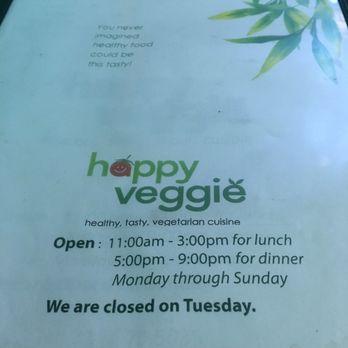 Happy Veggie Redondo Beach Ca