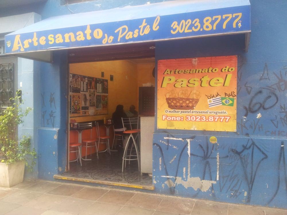 Artesanato Variados Passo A Passo ~ Artesanato do Pastel Bares R General Lima e Silva