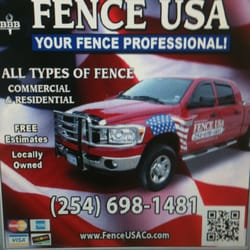 Photo Of Fence Usa Harker Heights Tx United States Your Professionals