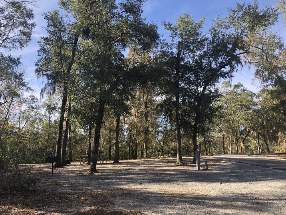 Little Ocmulgee State Park Campground: Helena, GA