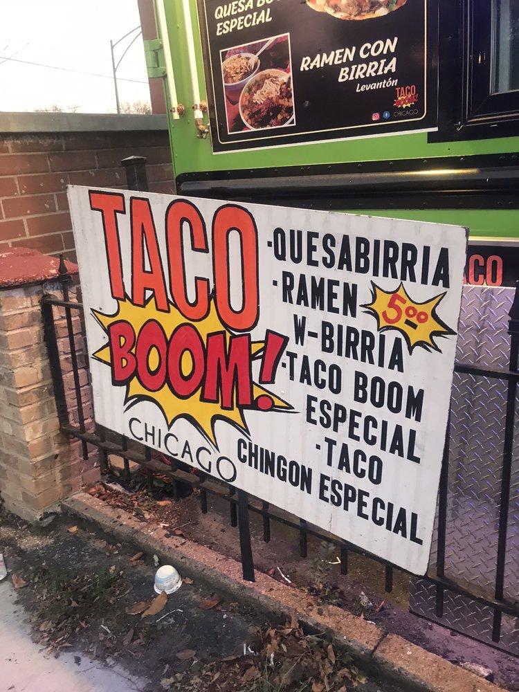 Taco Boom: 4832 W 47th St, Chicago, IL