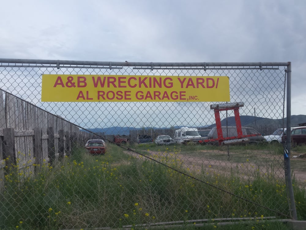 Rose Al & Buzz Auto Wrecking Yard & Repair: 8290 Applegate Dr, Helena, MT