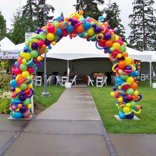 Balloon Splendor: Mount Vernon, WA