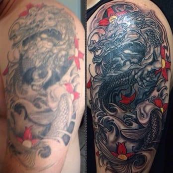Salute mi familia tattoo
