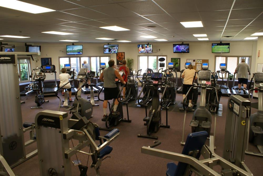 Precision Fitness Center: 201 Georgian Pl, Somerset, PA