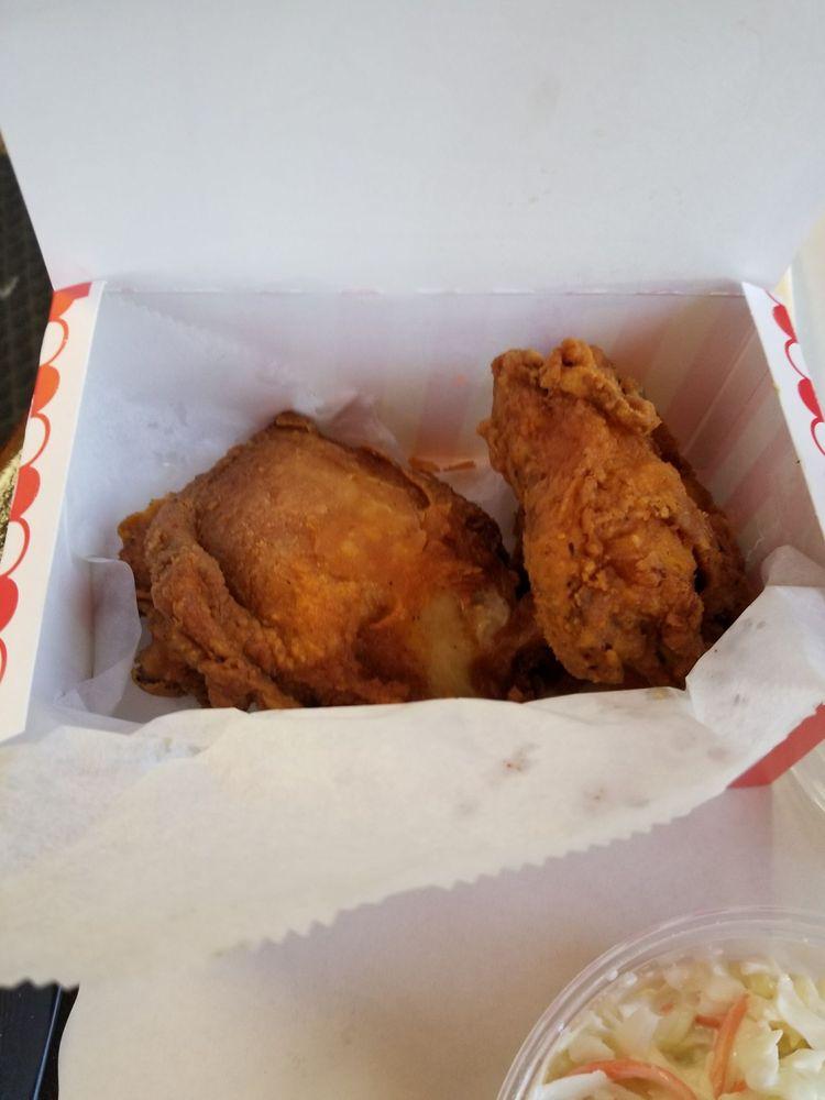 Crown Fried Chicken Bridgeport