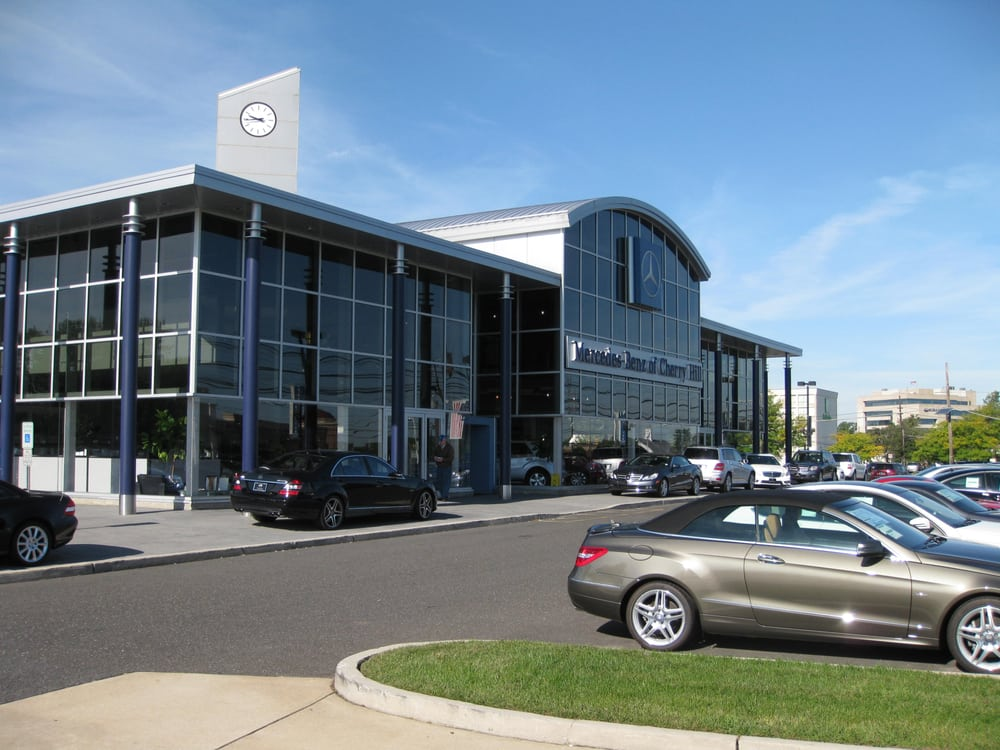 Mercedes benz of cherry hill 36 reviews car dealers for Mercedes benz dealers in new jersey